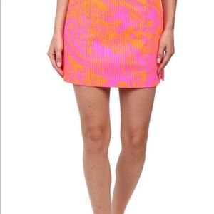Lilly Pulitzer January Skort, NWT